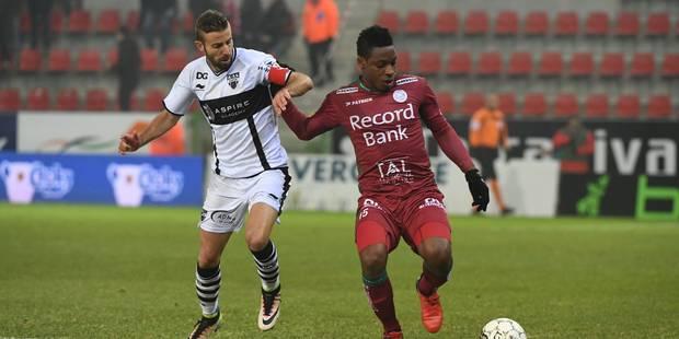 Coupe de Belgique: Zulte-Waregem s'impose sur le fil face à Eupen lors de la demi-finale aller (1-0) - La Libre