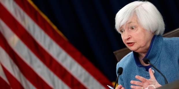 """USA: il faut s'attendre """"à des changements"""" dans l'économie - La Libre"""
