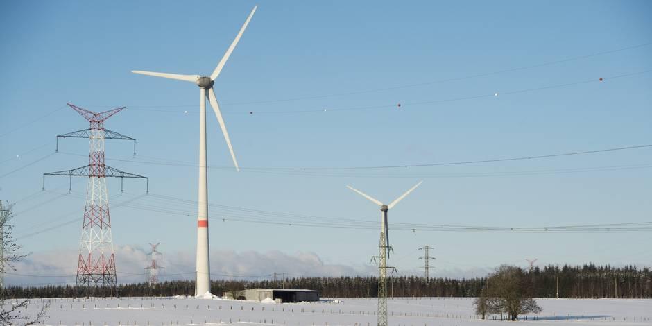 En 2016, 19 éoliennes ajoutées en Wallonie contre 52 en Flandre