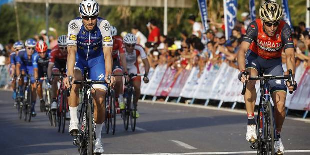 Tour de San Juan: Tom Boonen remporte la 2e étape - La Libre