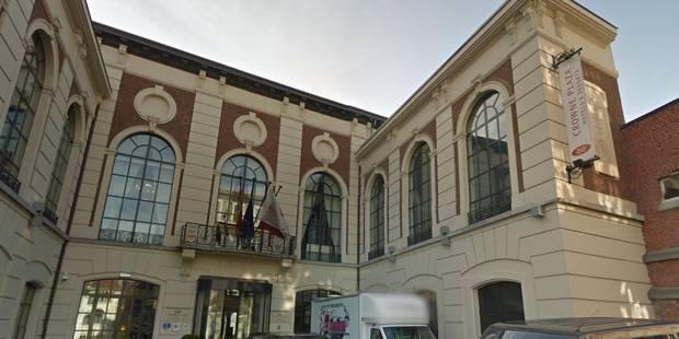 Le Crowne Plaza de Liège cherche à éviter la faillite - La Libre