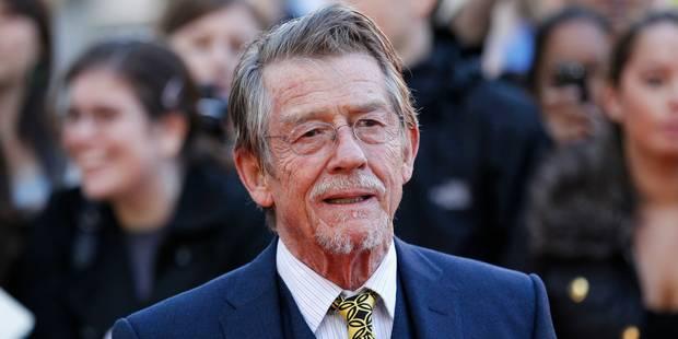 L'acteur britannique John Hurt, visage d'Elephant Man, est mort (FILMOGRAPHIE) - La Libre