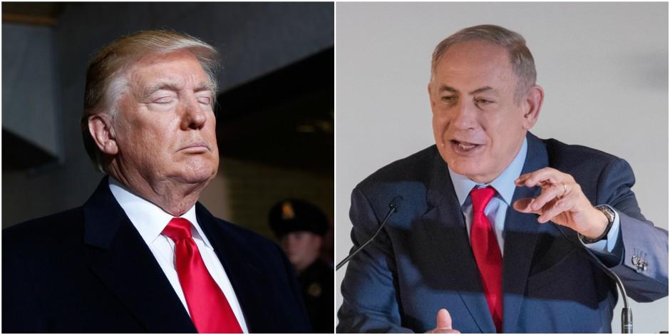 Trump recevra Benjamin Netanyahu le 15 février à la Maison Blanche