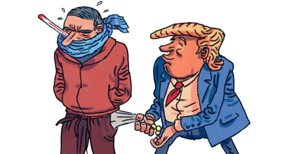 Quelles leçons tirer de Trump pour notre système de santé? (OPINION) - La Libre