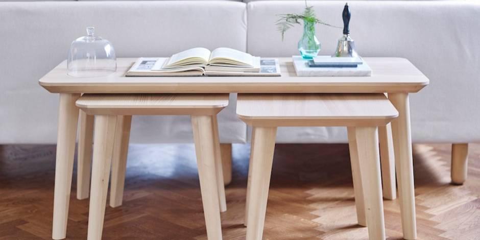 Que signifient les noms des meubles Ikea ?