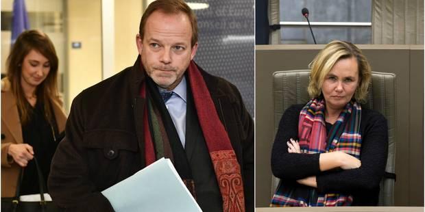 """Damien Thiéry demande la démission de Liesbeth Homans: """"Elle interprète un arrêt à sa guise"""" - La Libre"""
