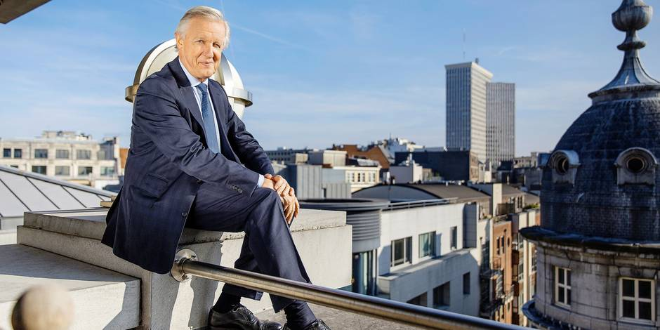 """Daniel Bacquelaine: """"Le modèle intercommunal ne convient plus pour Publifin/Nethys"""" - La Libre"""