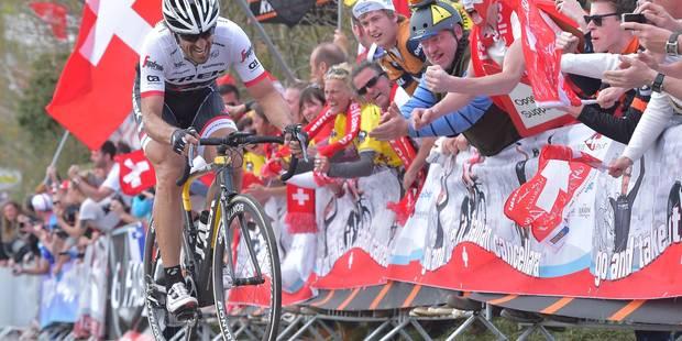 Un Belge achète le vélo du dernier Tour des Flandres de Cancellara pour 16.000 euros - La Libre