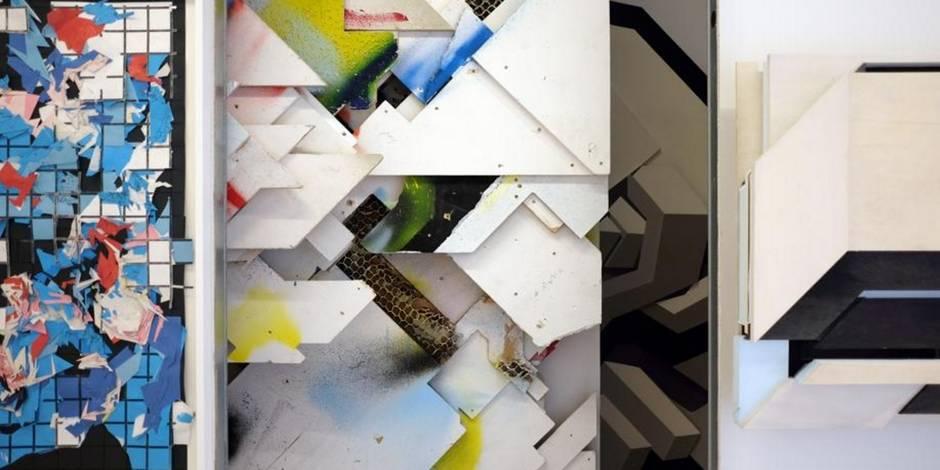 Prophète du street art, Boris Tellegen investit le MIMA de Bruxelles (PHOTOS) - La Libre