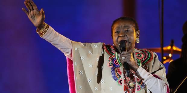 Victoires de la musique: Calypso Rose, reine de France - La Libre