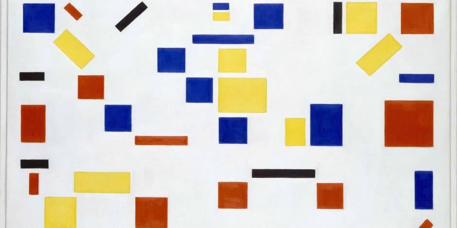 Comment Mondrian est devenu Mondrian - La Libre