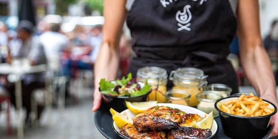 Où trouver, manger, un bon poulet à Bruxelles le dimanche ?