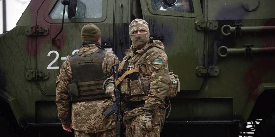 La paix reste introuvable dans le Donbass en Ukraine