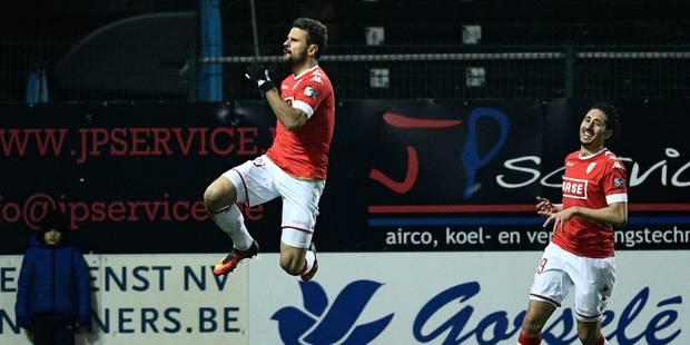 Grâce à sa victoire à Waasland, le Standard entretient l'espoir (0-1) - La Libre