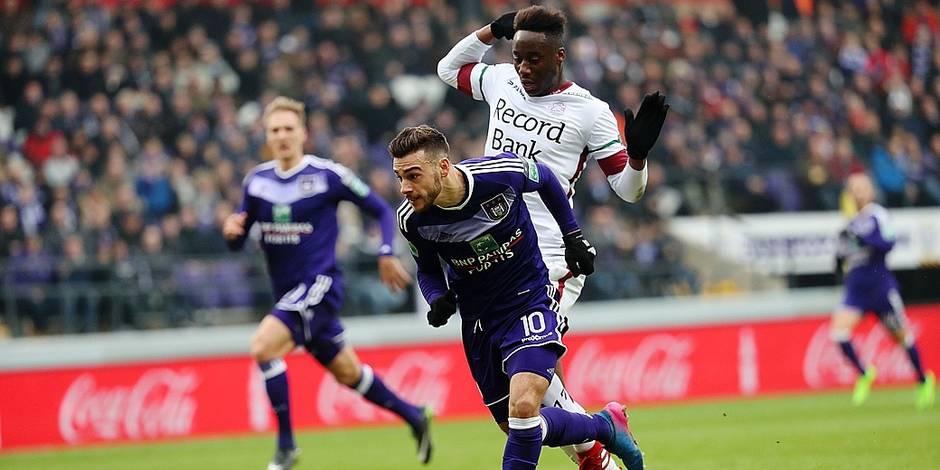 Anderlecht veut toujours Meïté