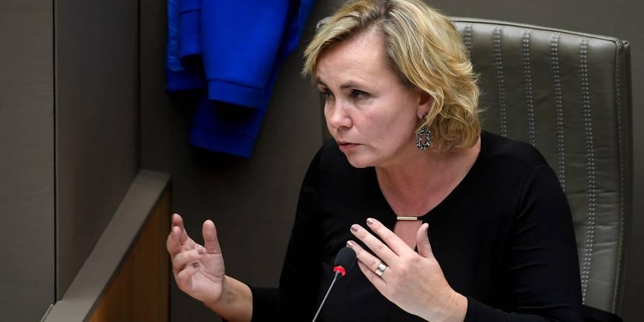 Edito : Liesbeth Homans, on ne monte pas au mât de cocagne avec un trou dans son pantalon - La Libre