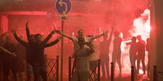 """Les hooligans russes promettent un """"festival de violence"""" à la prochaine Coupe du Monde - La Libre"""
