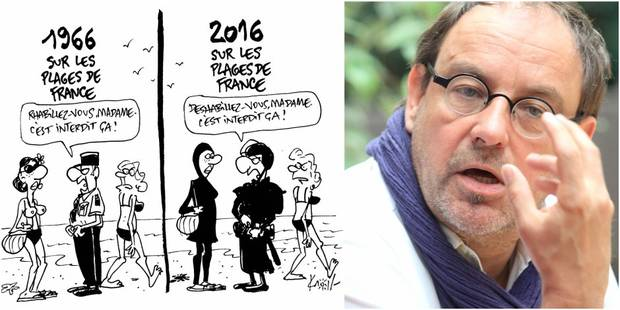 Pierre Kroll remporte le grand prix Press Cartoon Belgium 2017 (PHOTOS) - La Libre