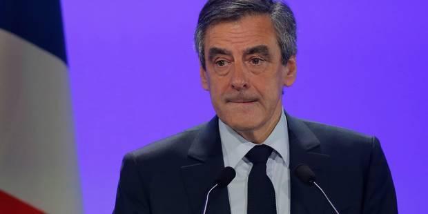 Election présidentielle en France: Fillon en forte baisse, voici les derniers sondages - La Libre