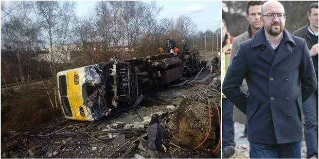Un train déraille près de la gare de Louvain: Une personne décédée, 27 blessés dont 3 grièvement - La Libre