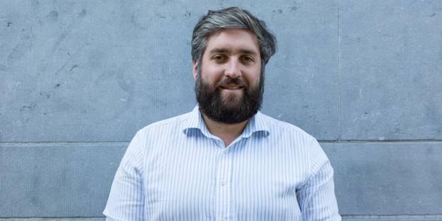 """Mathieu de Lophem, CEO de Deliveroo: """"Ce serait fantastique de voir que les régulateurs vivent avec leur temps"""" - La Lib..."""