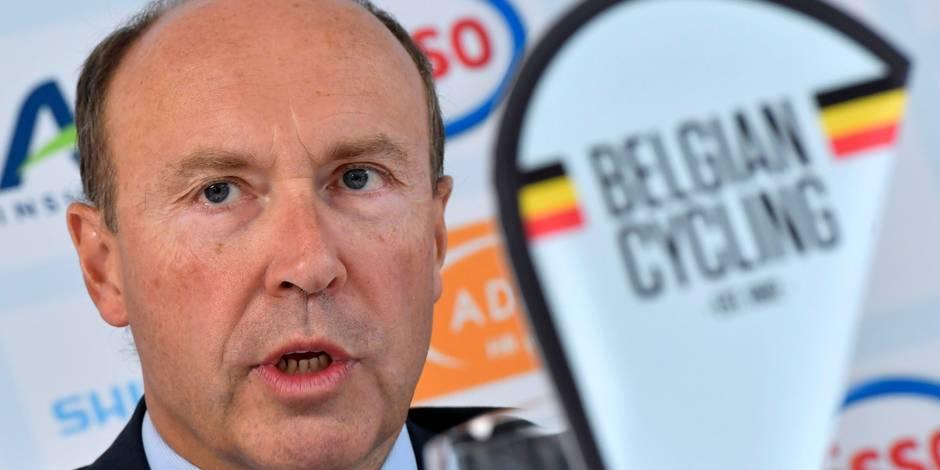 """A la rencontre du président de la Fédération belge de cyclisme: """"La mondialisation n'aura pas raison de la tradition"""""""