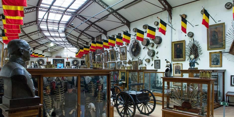 Vandeput rassure: Le musée de l'Armée ne sera pas dépecé