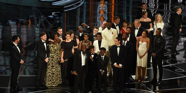 Moonlight sacré meilleur film : le palmarès complet des Oscars - La Libre