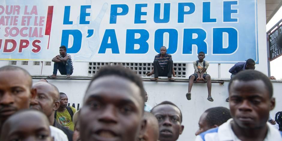 Edito: Enlisement au Congo-Kinshasa - La Libre