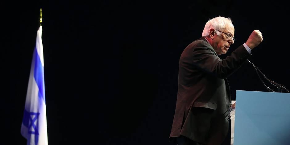 """""""Nous devons mettre fin à 50 ans d'occupation"""" en Palestine, dit Bernie Sanders"""