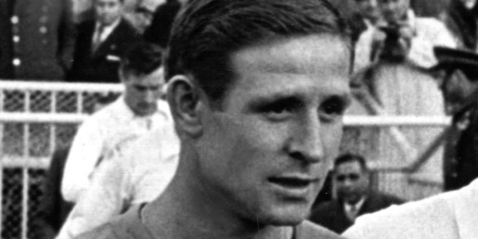 Raymond Kopa, premier français Ballon d'Or, est mort