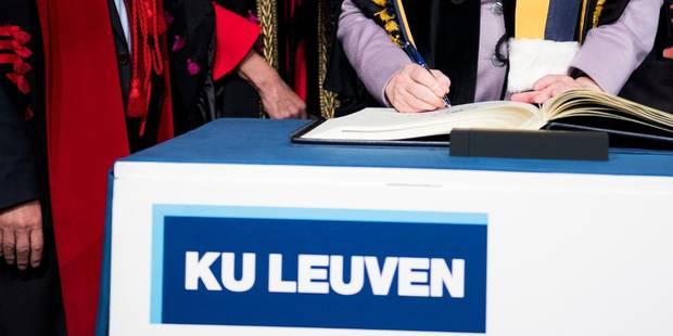 18 formations universitaires belges dans le top 50 mondial - La Libre