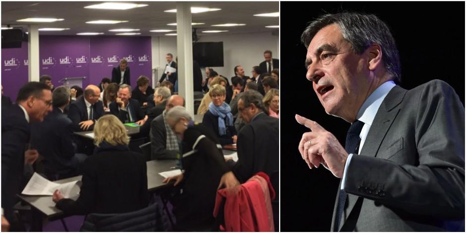 Après s'être désolidarisé de François Fillon, l'UDI fait marche arrière... sous conditions