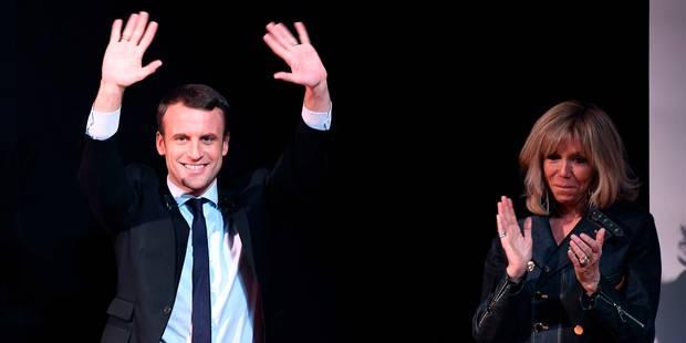 """Présidentielle en France: Macron a le """"souhait"""" d'une femme Premier ministre - La Libre"""