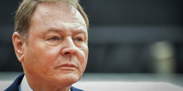 Publifin: Démissionnaire, André Gilles fait profil bas sans convaincre les députés - La Libre