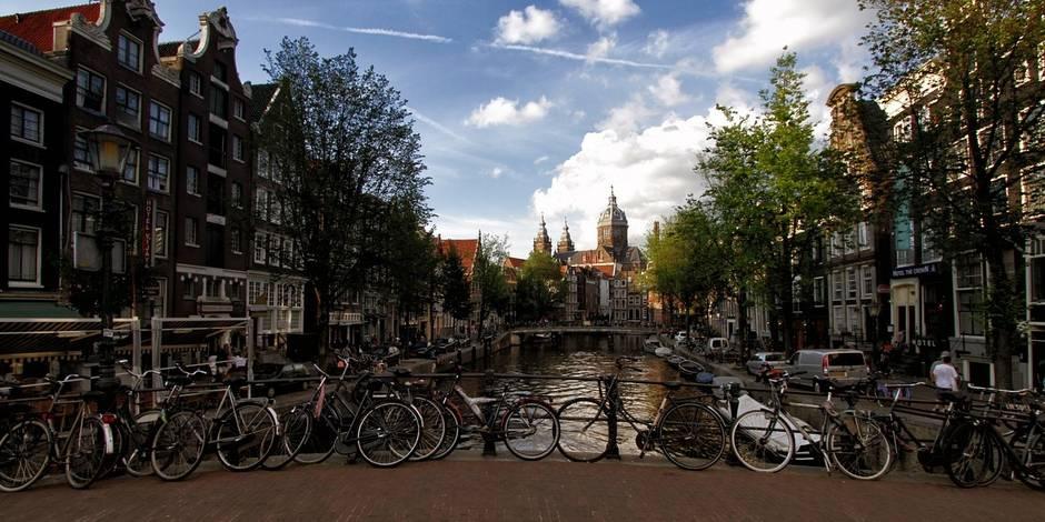 """Aux Pays-Bas, """"le vélo fait l'objet d'un consensus politique"""" (ENTRETIEN)"""
