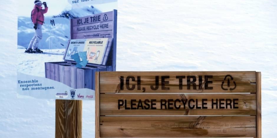Carnets de route vers le zéro déchet : en vacances au ski, pas facile de garder ses bonnes habitudes !