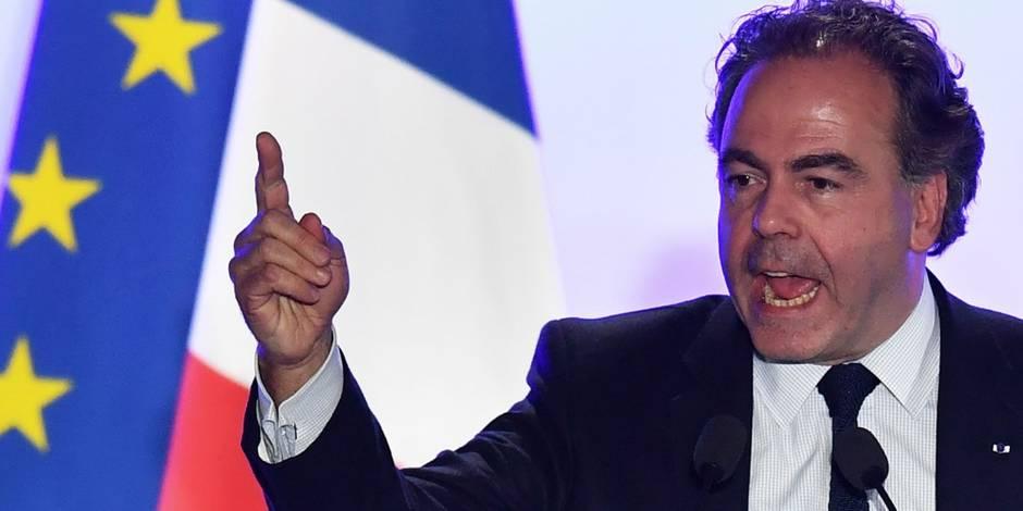 """Affaire des costumes de Fillon: Luc Chatel dénonce une """"campagne de caniveau"""""""