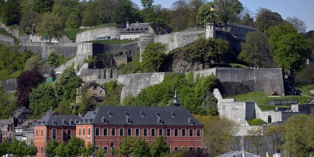 Vauban à l'assaut de la Citadelle de Namur - La Libre