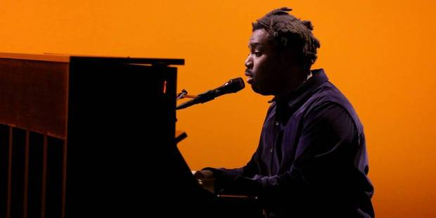 Sampha Sisay, The Voice - La Libre