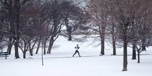 Une violente tempête de neige frappe le nord-est des Etats-Unis - La Libre