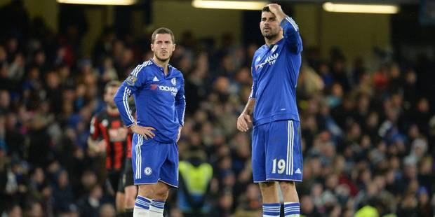 Diego Costa évoque les départs éventuels d'Hazard et de Courtois au Real Madrid - La Libre