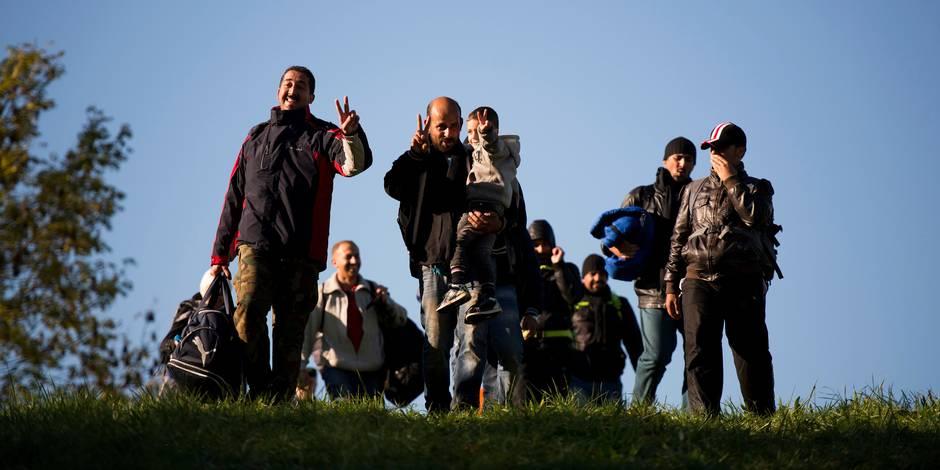 Feu vert au couloir humanitaire français. A quand la Belgique ? (OPINION)