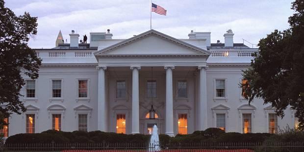 L'intrus de la Maison Blanche a vaqué 16 minutes avant d'être arrêté - La Libre