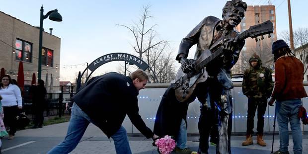 """Décès du mythe Chuck Berry: """"Aucun de nous ne serait ici sans lui"""" - La Libre"""