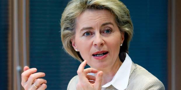 """Berlin affirme ne pas avoir de """"dette"""" à l'égard de l'Otan - La Libre"""