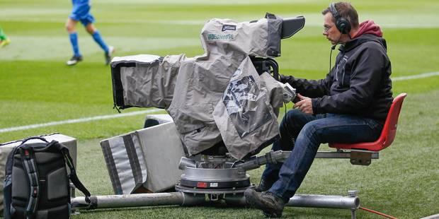 Droits télé du foot belge: 10 offrants autour de la table ! - La Libre