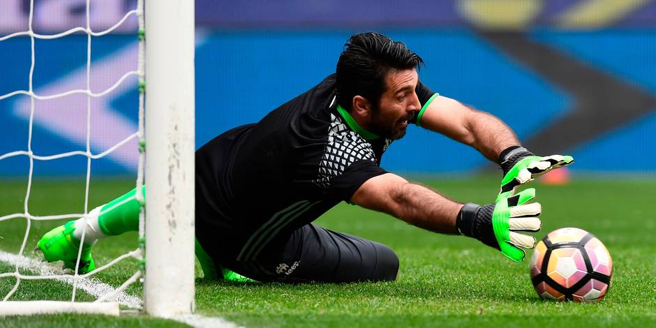 168e sélection internationale Gianluigi Buffon, nouveau record d'Europe