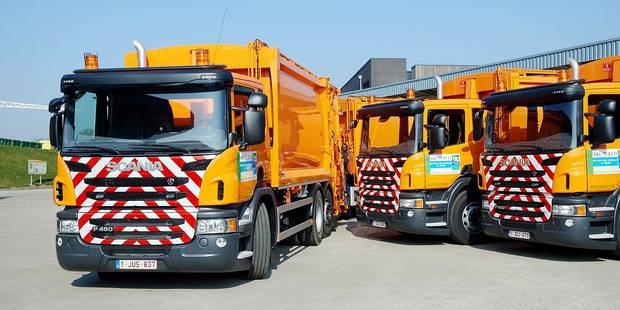 Chaque Namurois produit 527 kg de déchets par an - La Libre