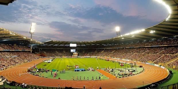 Stade national : bye bye l'Euro 2020 - La Libre